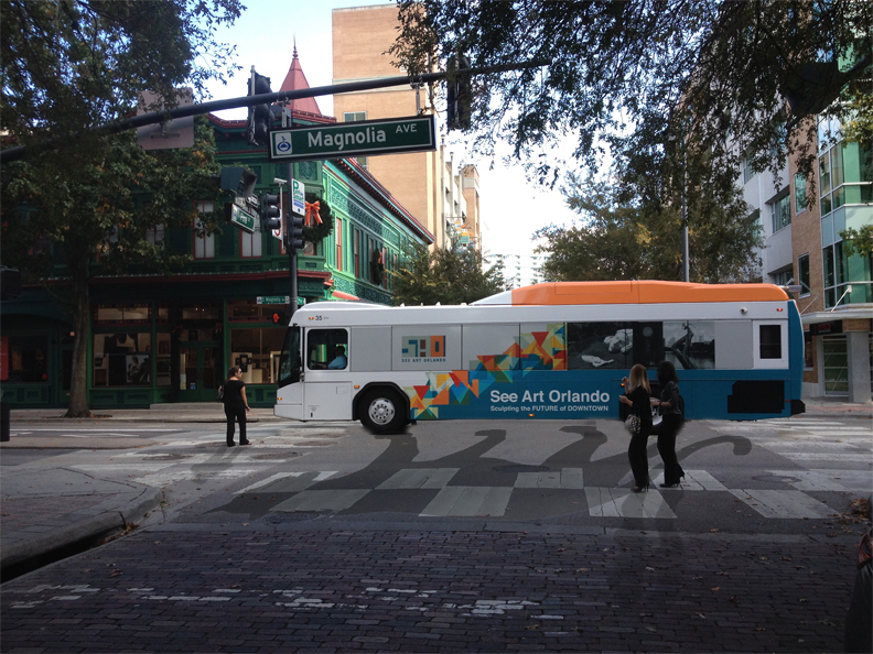 TrIP Blog Day 5: Stealthy Public Transit by Hannah Plate #TrIP_Orlando #publictransportation #creativeplacemaking