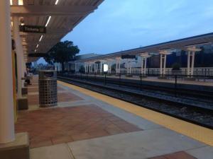 Sunrail Station at Florida Hospital Village
