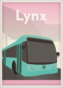 Lynx-postcard